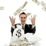 Que no le sorprendan sólo aprovechando promesas para hacerse rico sin enriquecer su espíritu.